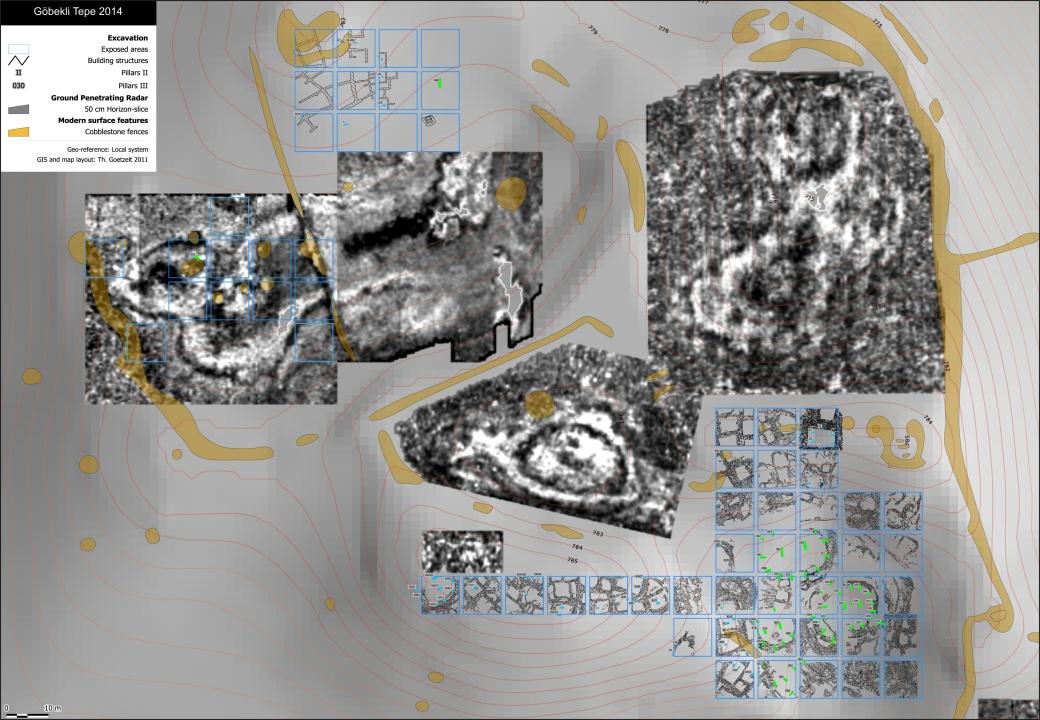 Göbekli Tepe 2014_mit Geophysik