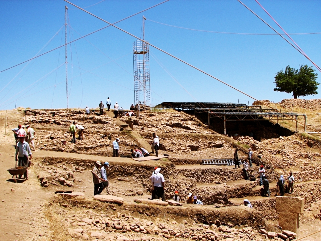 Excavation View