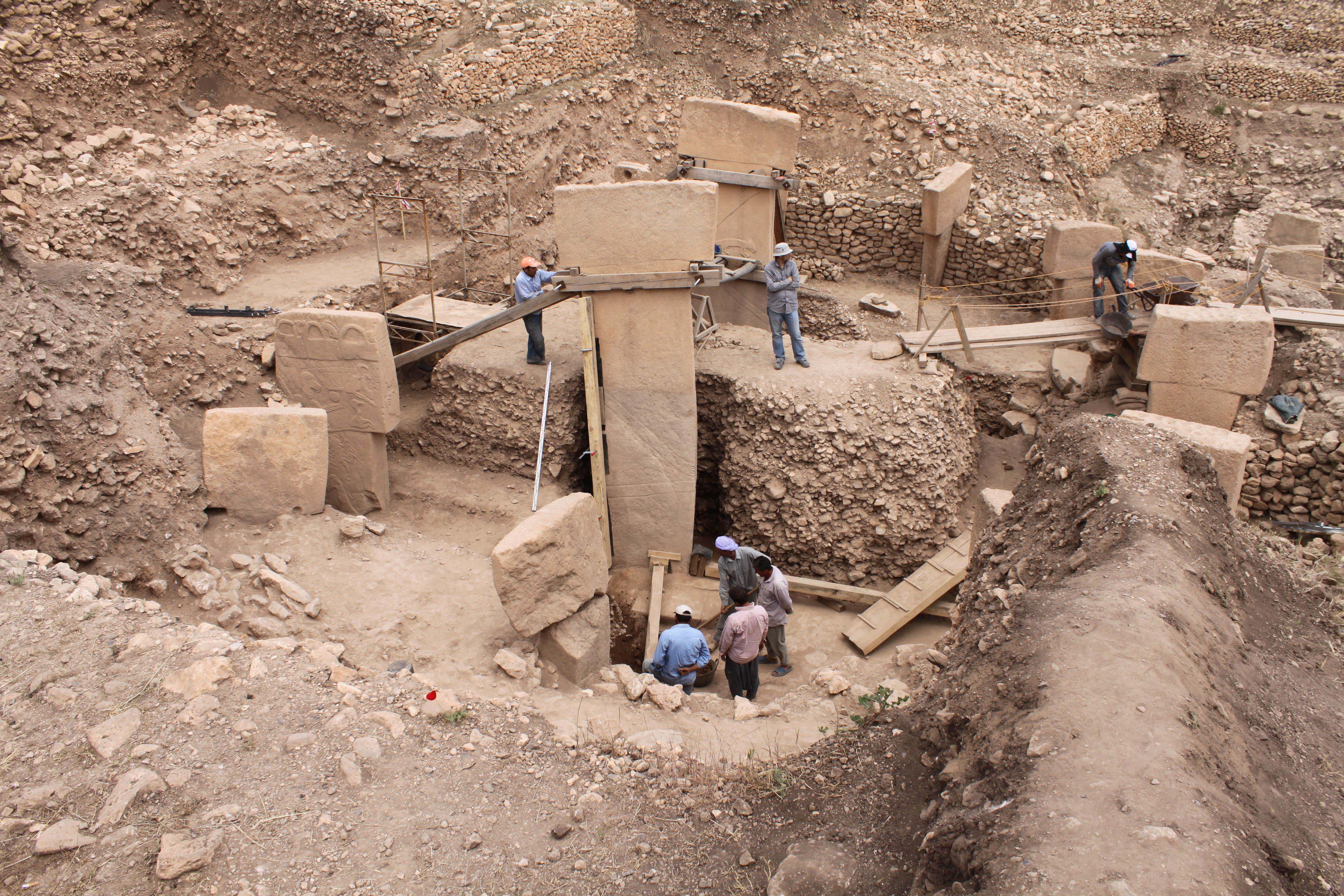 (Photo: DAI, O. Dietrich). What Is Göbekli Tepe ...